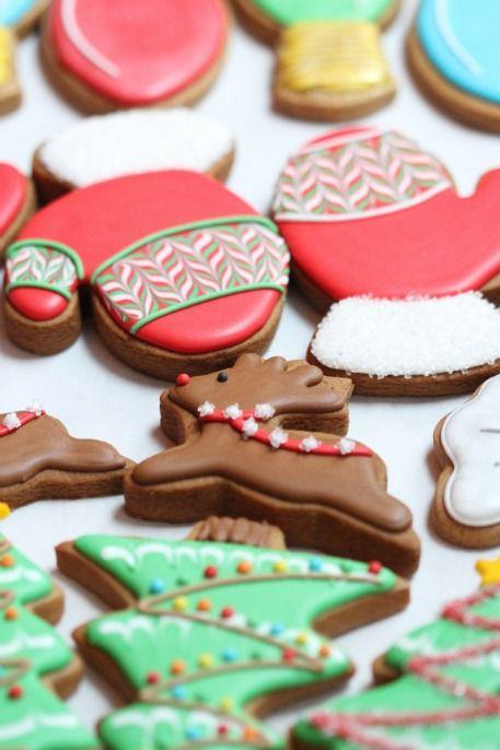 Christmas Cookies Merry Treats Reindeer Cookies Christmas