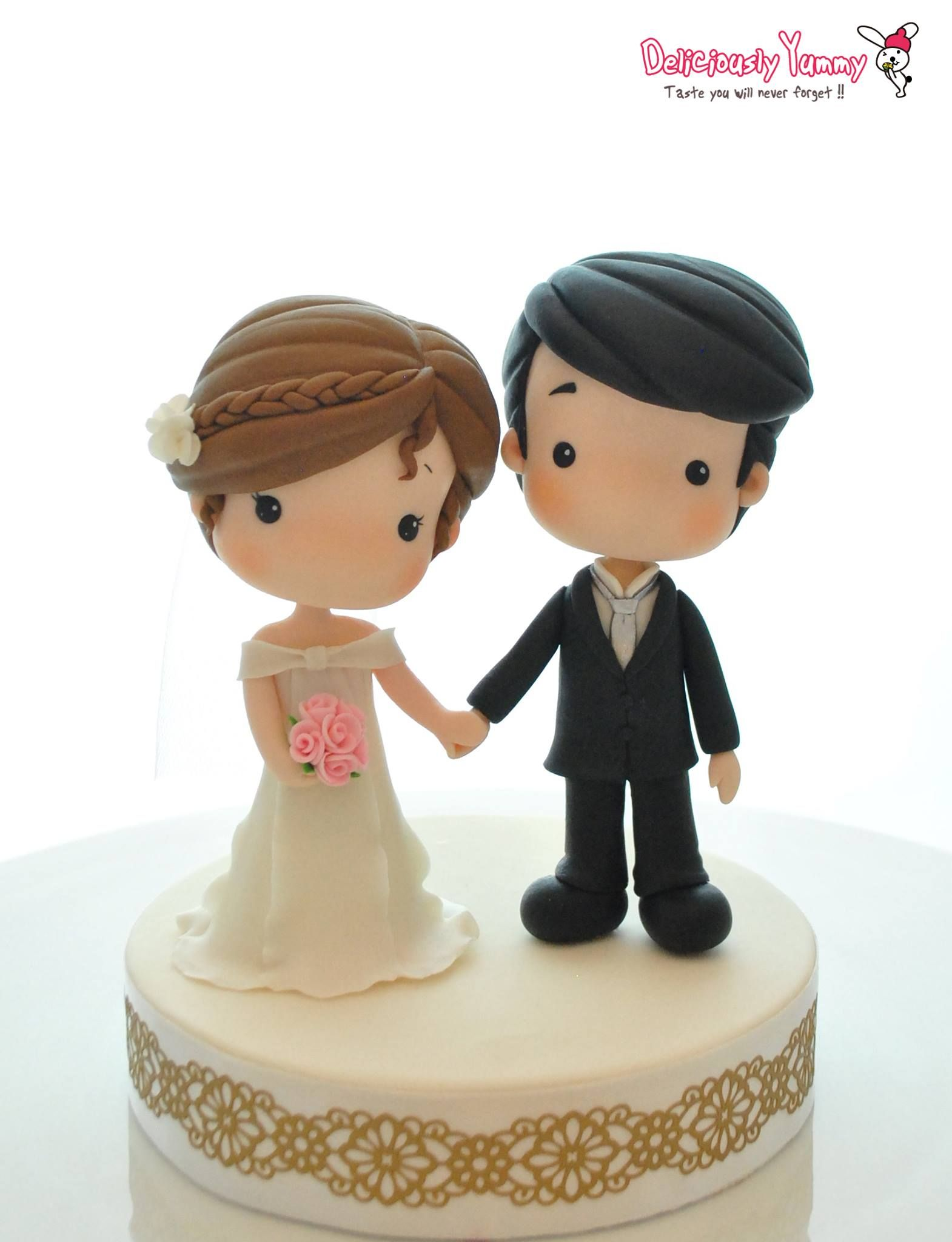 personalised wedding cake toppers sydney deliciously sydney cakes wedding amp engagement 18255