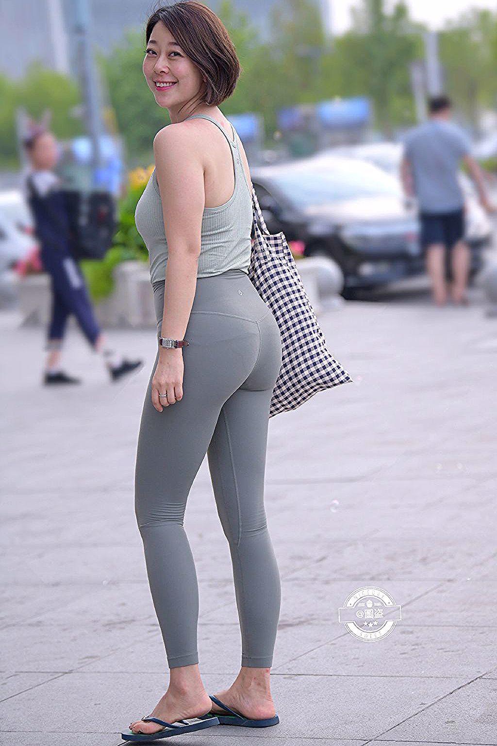 Asian mature curvy shorts