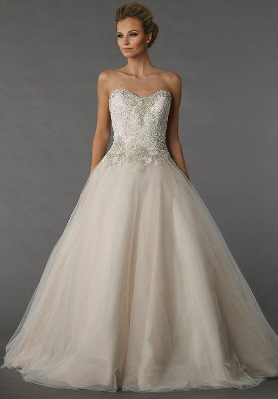 Danielle Caprese for Kleinfeld 113078 Wedding Dress - The Knot | THE ...
