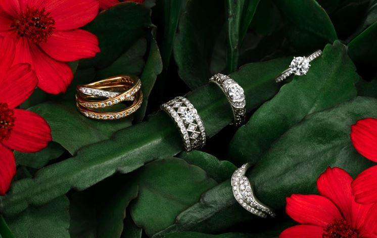 diamond jewelry♪