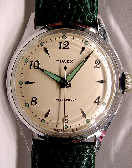 Timex wrist watches old In