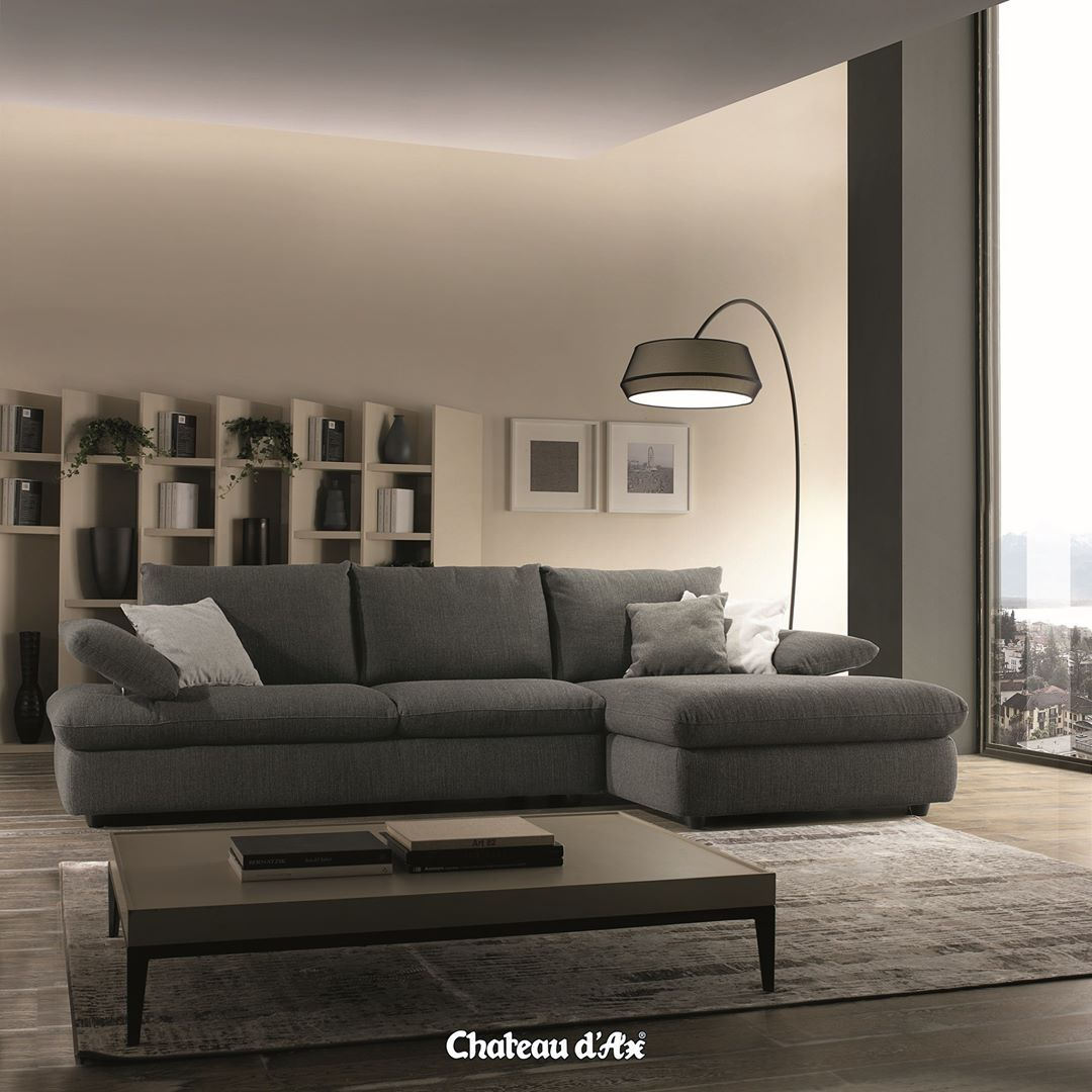 Intesa Winter Is Almost Here Make Sure You Choose Only The Most Comfortable And Caring Companion Our New Winter Co Chateau D Ax House Styles Modern Sofa
