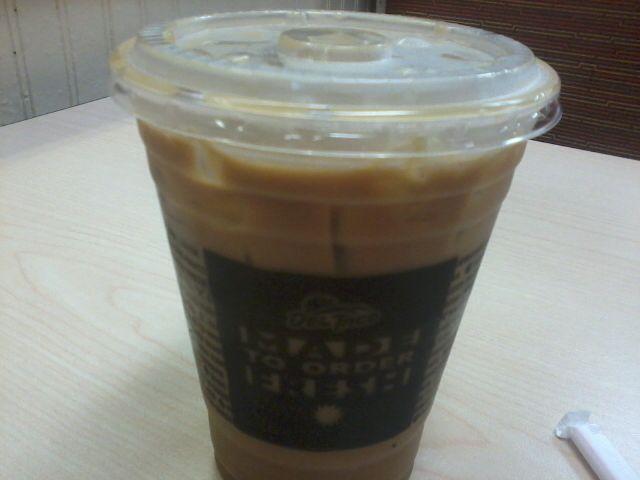 Yum Ice Coffee Del Taco Yummy Drinks Del Taco My Coffee