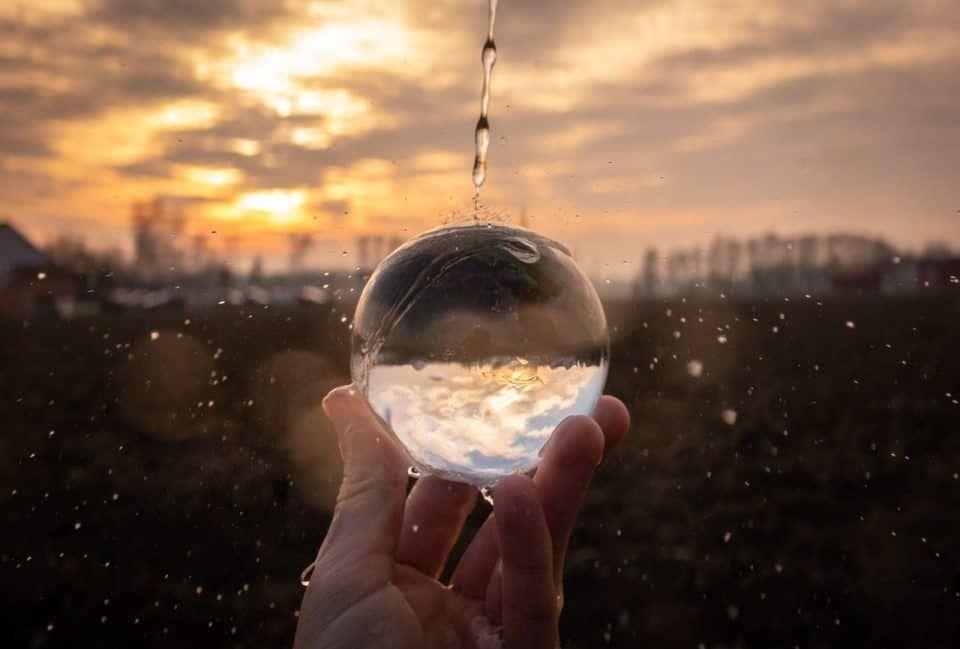 Entdecke die Faszination der Glaskugel-Fotografie! (mit
