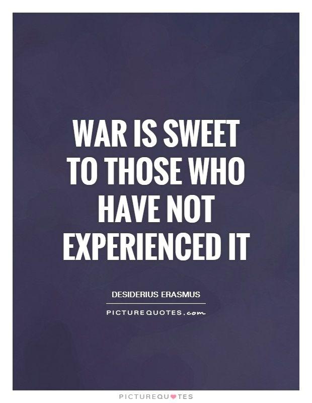 Dulce Bellum Inexpertis Pindaros War Is Sweet For Those Who