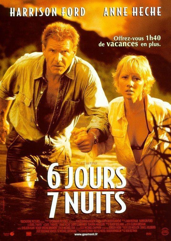 6 Jours 7 Nuits Film 1998 Fan De Cinema Film Film Culte Francais 6 Jours 7 Nuits