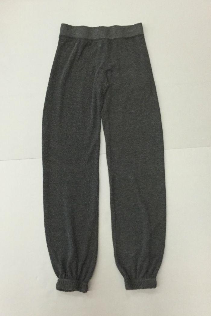 So Nikki Girls' Grey Fuzzy Sweatpant