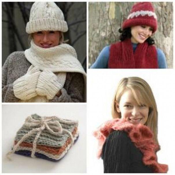 19 Free Hat Knitting Patterns   FaveCrafts.com # ...
