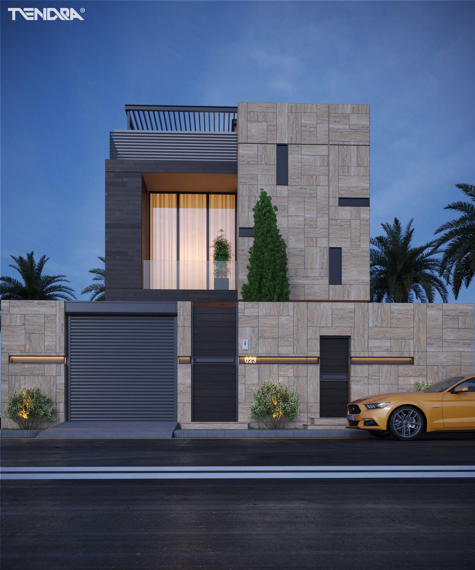 تصميم ديكور Tendra On Twitter House Outside Design Modern House Exterior House Designs Exterior