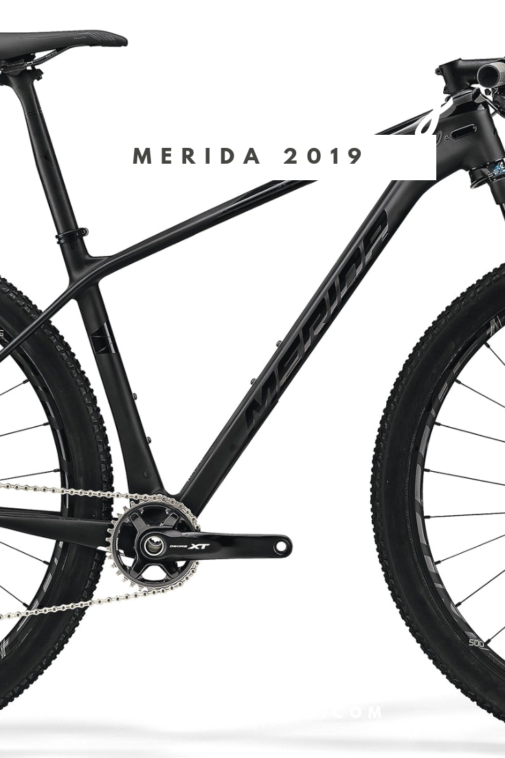 אופני הרים 2019 Merida Big Nine 7000 Merida
