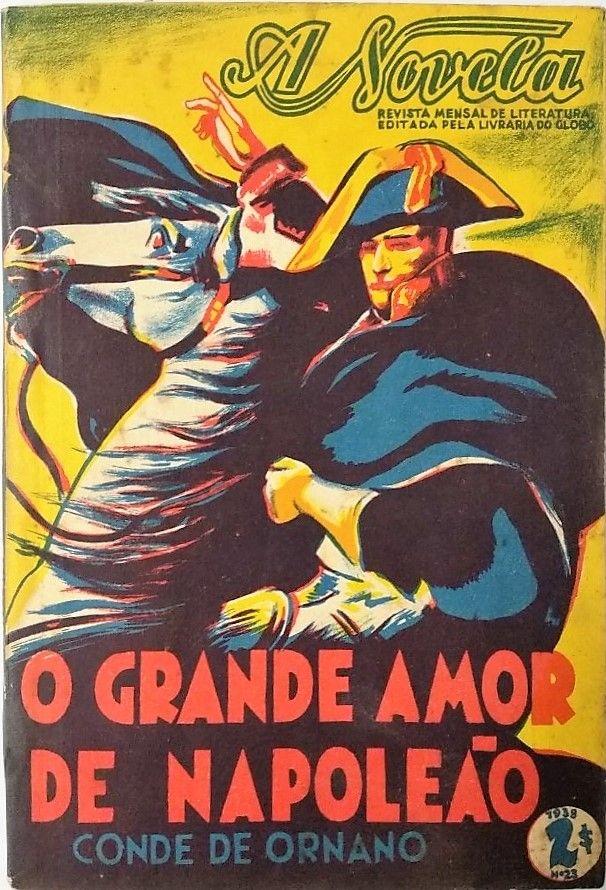 Revista A Novela número 23, 1938