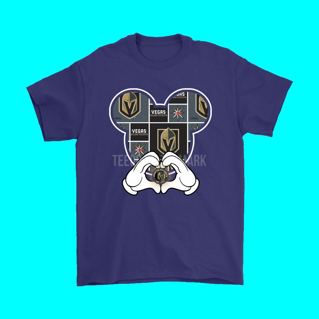 Vegas Golden Knights Mickey Love Shirts