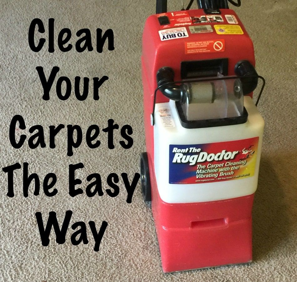 Cleaning your floors this month? I was amazed at how well this worked! #rugdoctordifference #ad #stayclean2016
