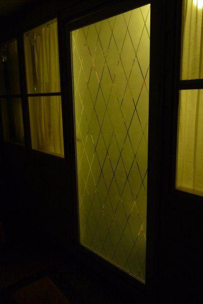 Pretty Frosted Glass Door Frosted Glass Door Glass Door Broken Glass Art