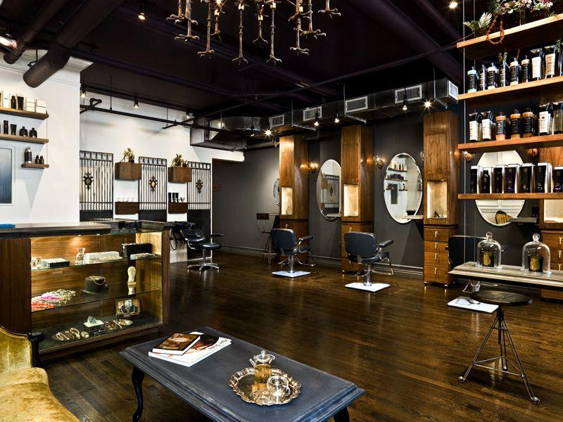 Inspiration pepper pastor salon nyc the loft on broome salon ideas pinterest design for Salon interior design software