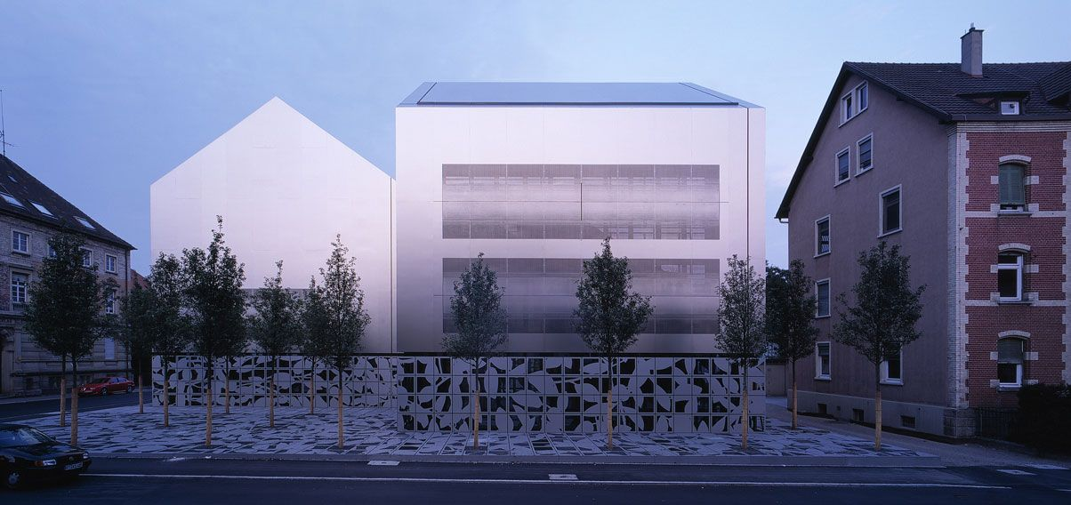 Architekten Reutlingen allmann sattler wappner architekten südwestmetall reutlingen arch