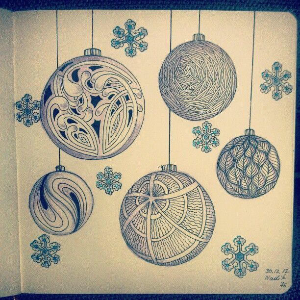 My Zendoodle 365-project, day 76 by Nadik on deviantART