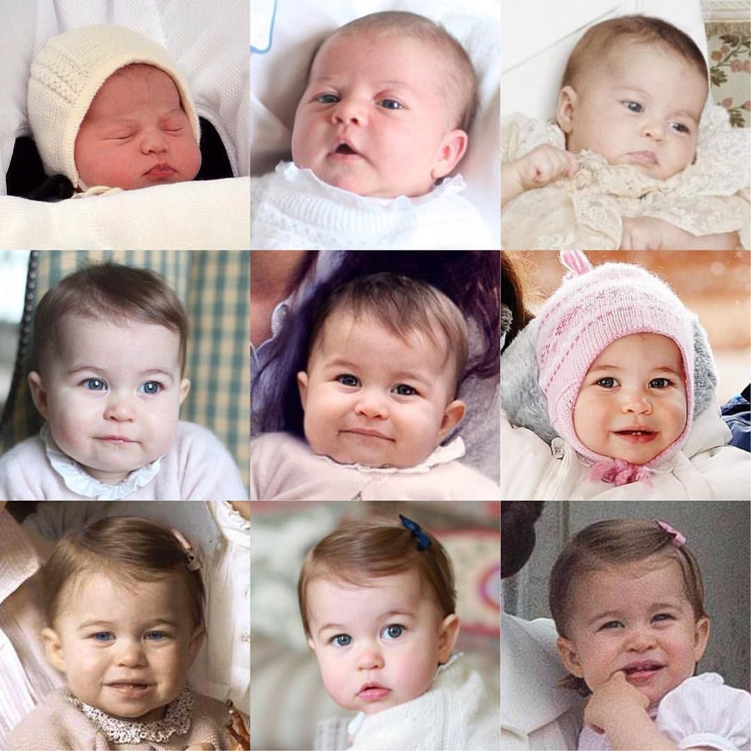 Our Baby Girl Is Growing Up #princesscharlotte