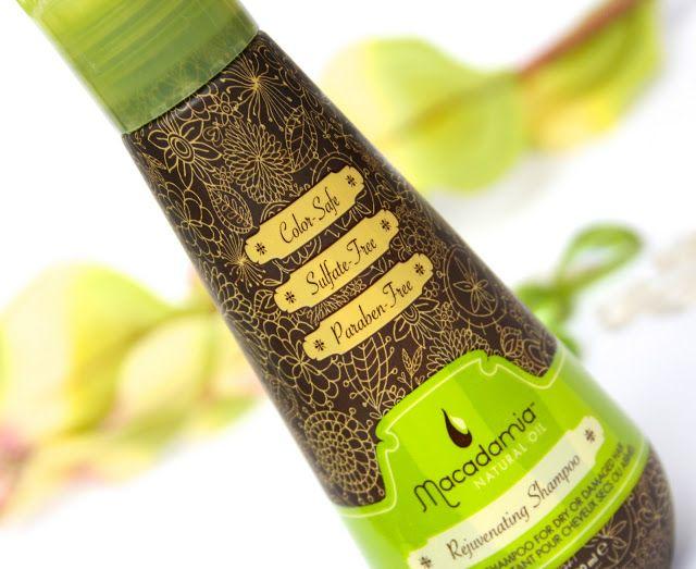 Macadamia Natural Oil Rejuvenating Shampoo: Review