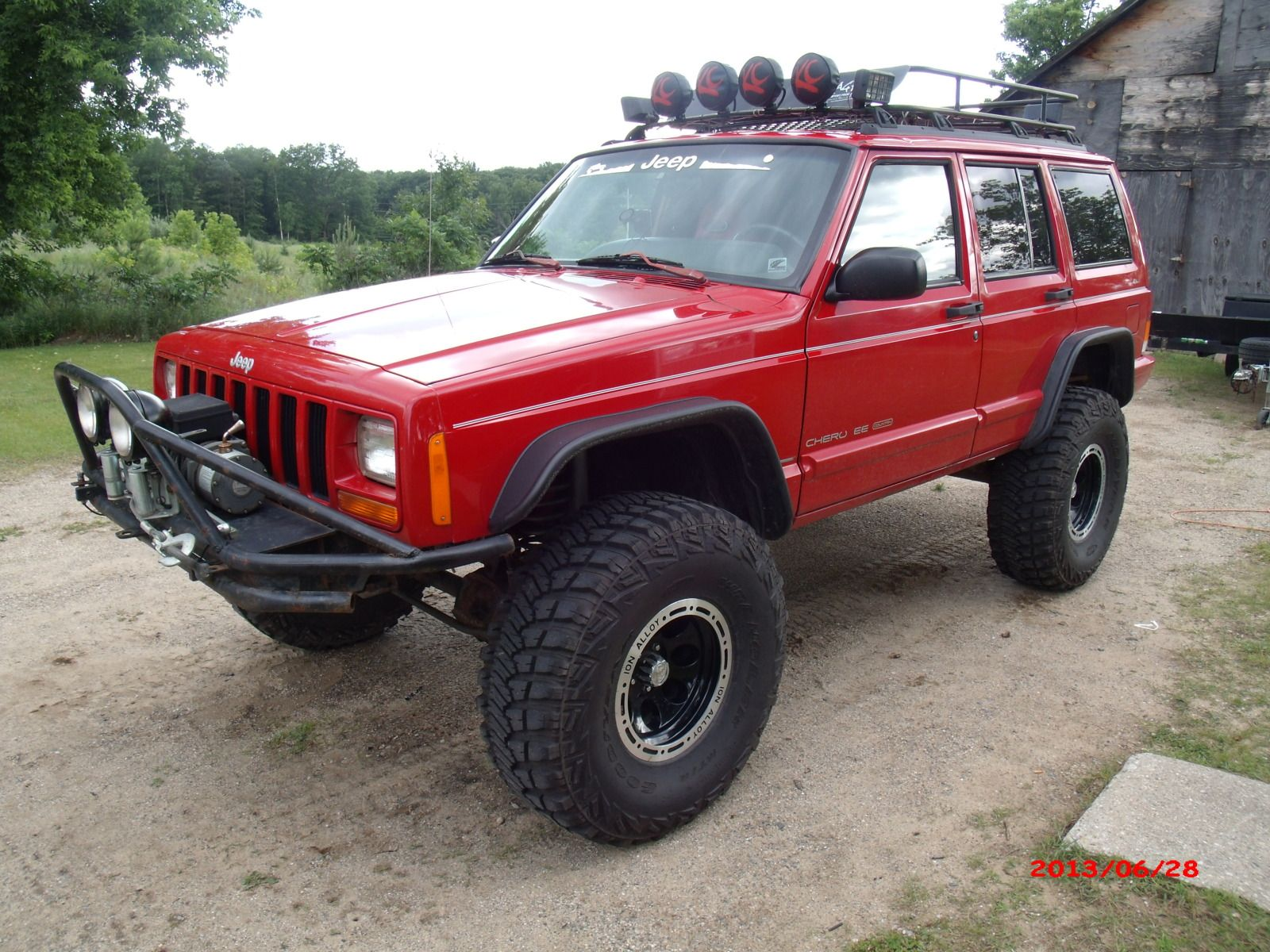 migrated over from yj to xj - jeep cherokee forum | jeep xj