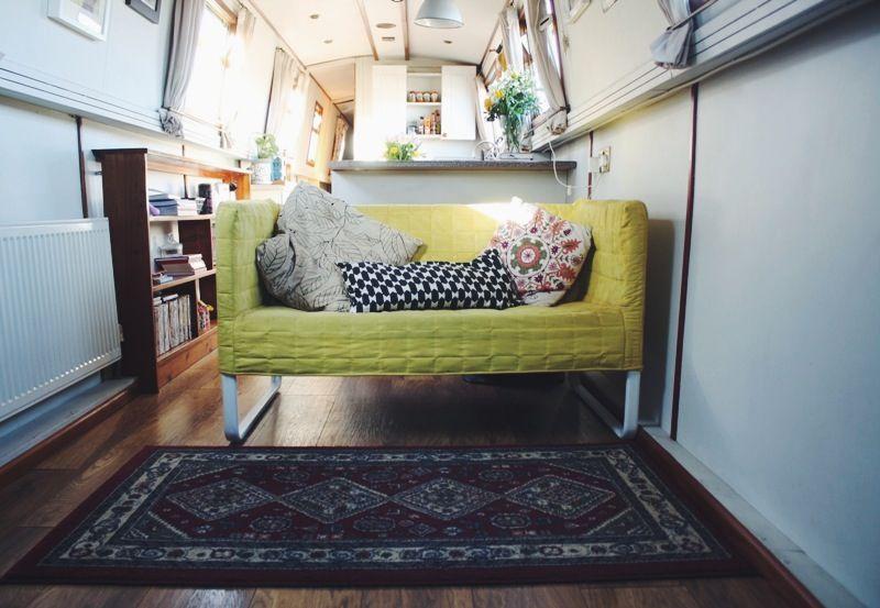 Narrowboat home: Living on a Shoestring blog