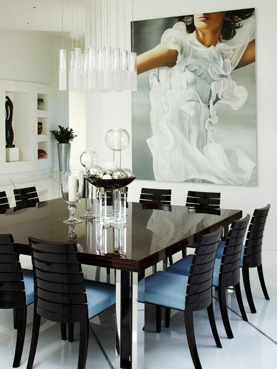 48 exquisite contemporary dining room designs for your new