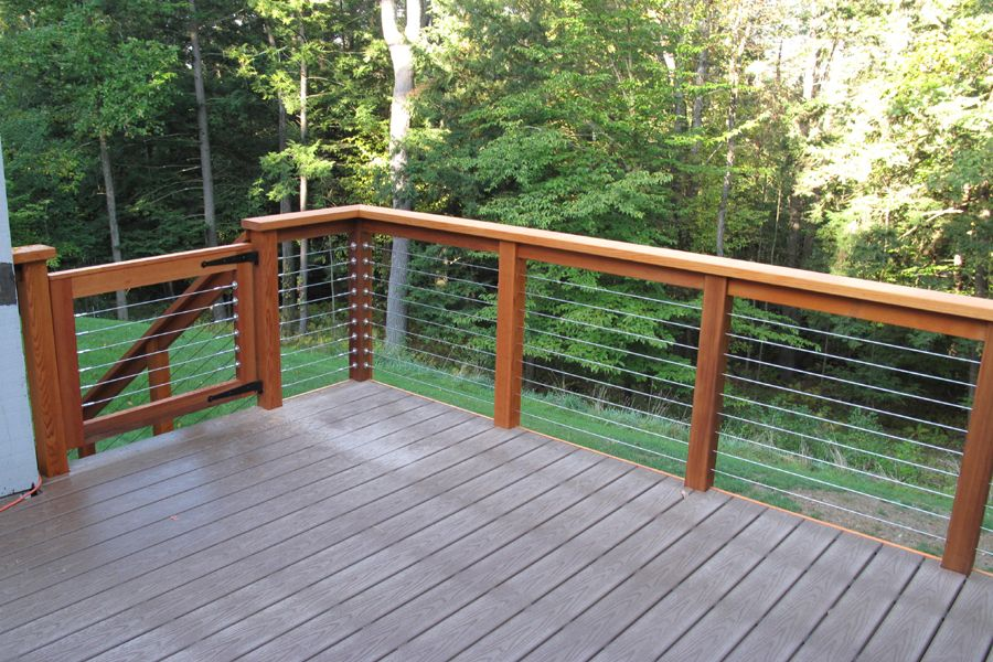 RailEasy™ Cable Railing Photo Gallery Cable Railing