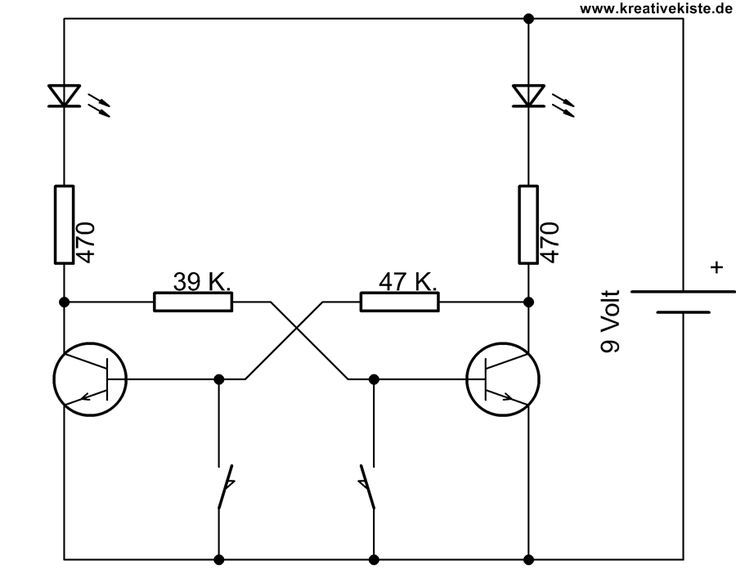 13 basic electronics circuits
