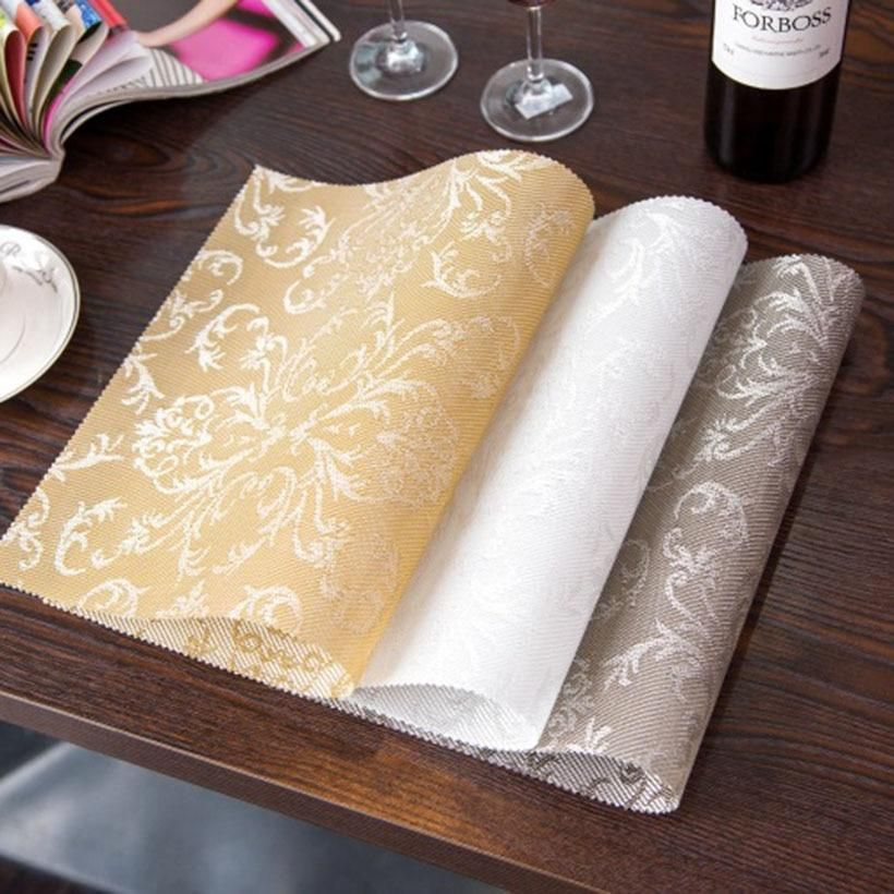 Creative Placemat For Luxury Home Unique Placemats Dining Table Placemats Placemats