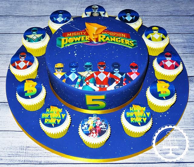 Power Rangers Birthday Decorations Uk Ksa G Com