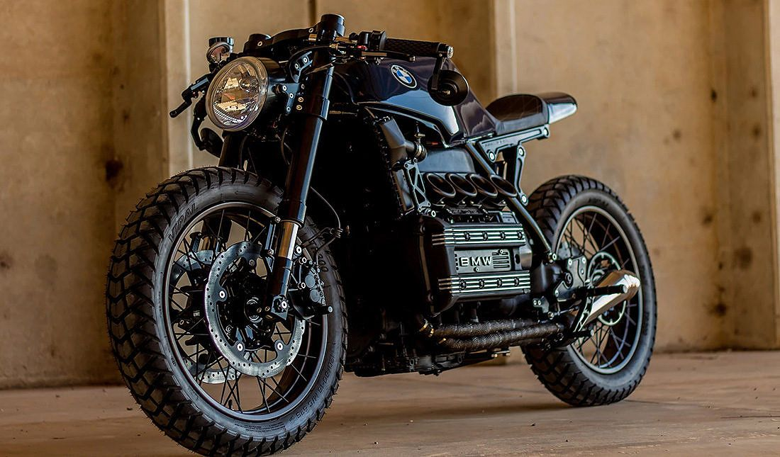 The Flying Brick Is Reborn With Retrorides Custom Bmw K100 Bmw