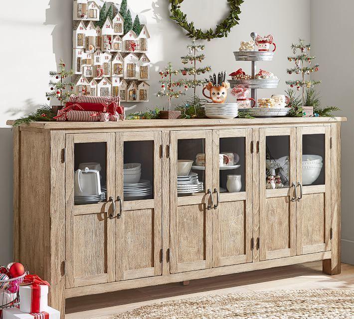 Toscana 75 Quot Buffet Pottery Barn Furniture Decor