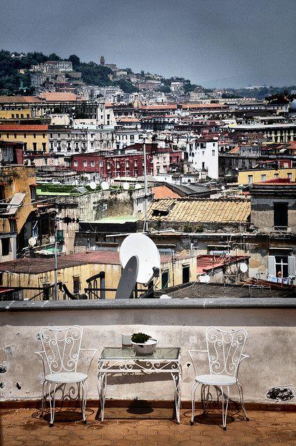 Naples, Italy - Il mio cuore è ancora a Napoli!