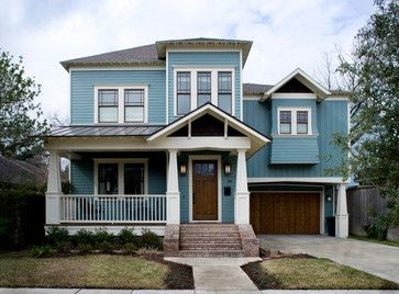 Elevations   Traditional   Exterior   Houston   Creole Design