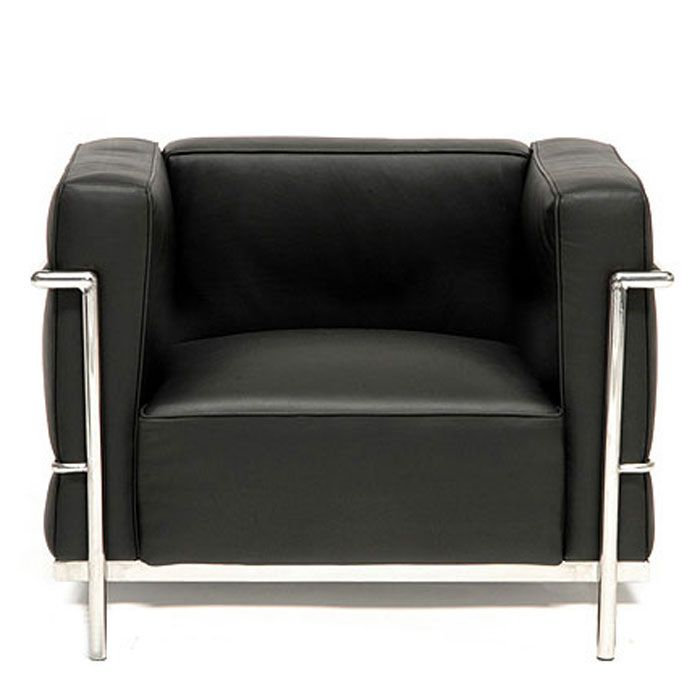 le corbusier chair | le corbusier chair lc3 arm chair | opdracht 4, Attraktive mobel