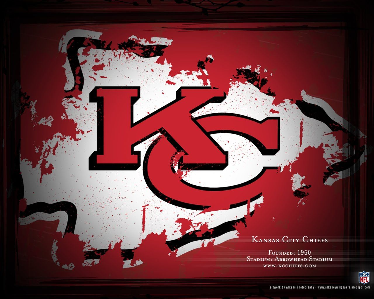 Arkane Nfl Wallpapers Profile Kansas City Chiefs Chiefs Wallpaper Kansas City Chiefs Logo Kansas City Chiefs