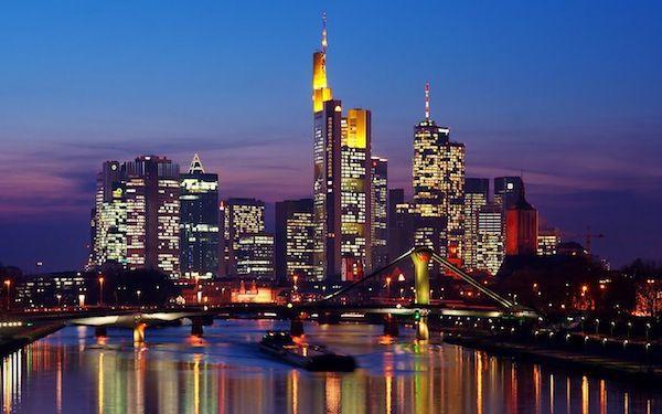 As Mais Belas Imagens Noturnas De Grandes Cidades Do Mundo Com