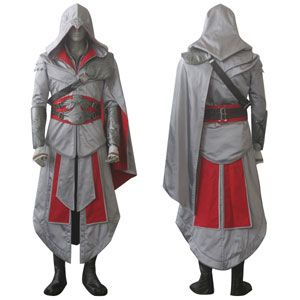 Assassin S Creed Cosplay Assassin S Creed Brotherhood Ezio