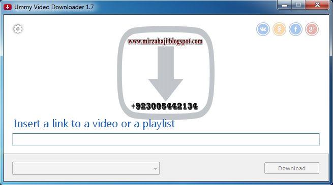 serial key for ummy video downloader