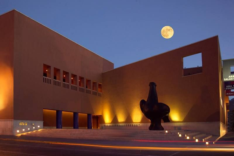 Museo De Arte Contemporáneo L Monterrey Nuevo León México Por Saul Salomon Olivares Architecture Best Architects Monterrey