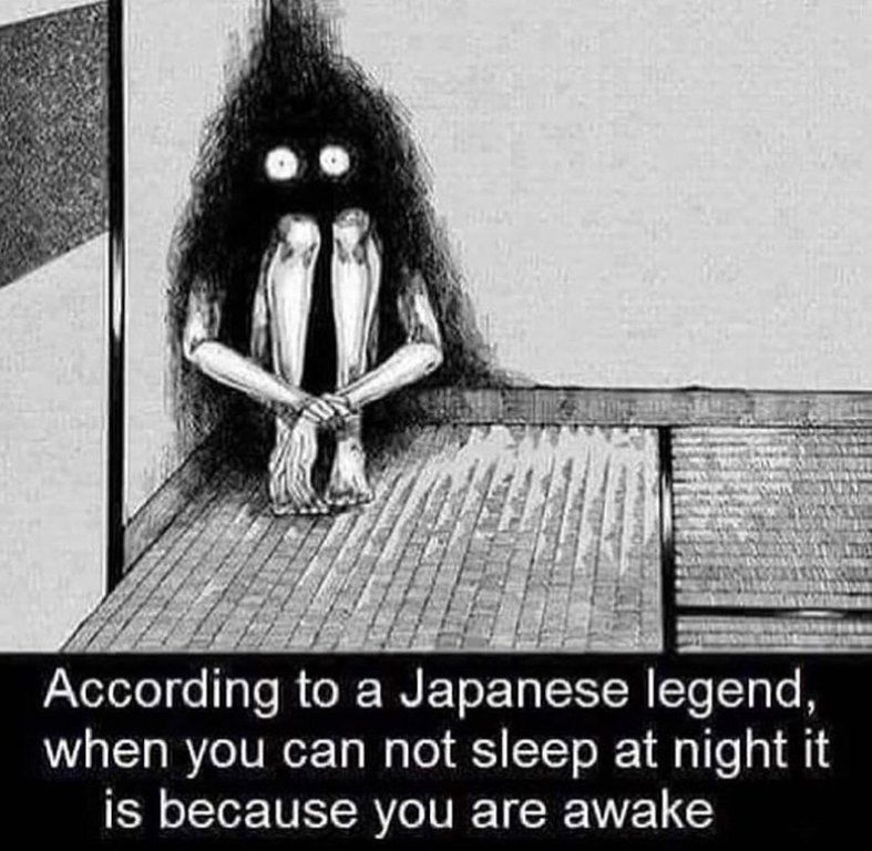 They're not wrong technicallythetruth Japanese legends