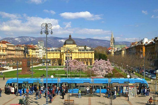 Zagreb Uvrsten Među Top 10 Europskih Turistickih Gradova Zagreb Croatia Zagreb Croatia