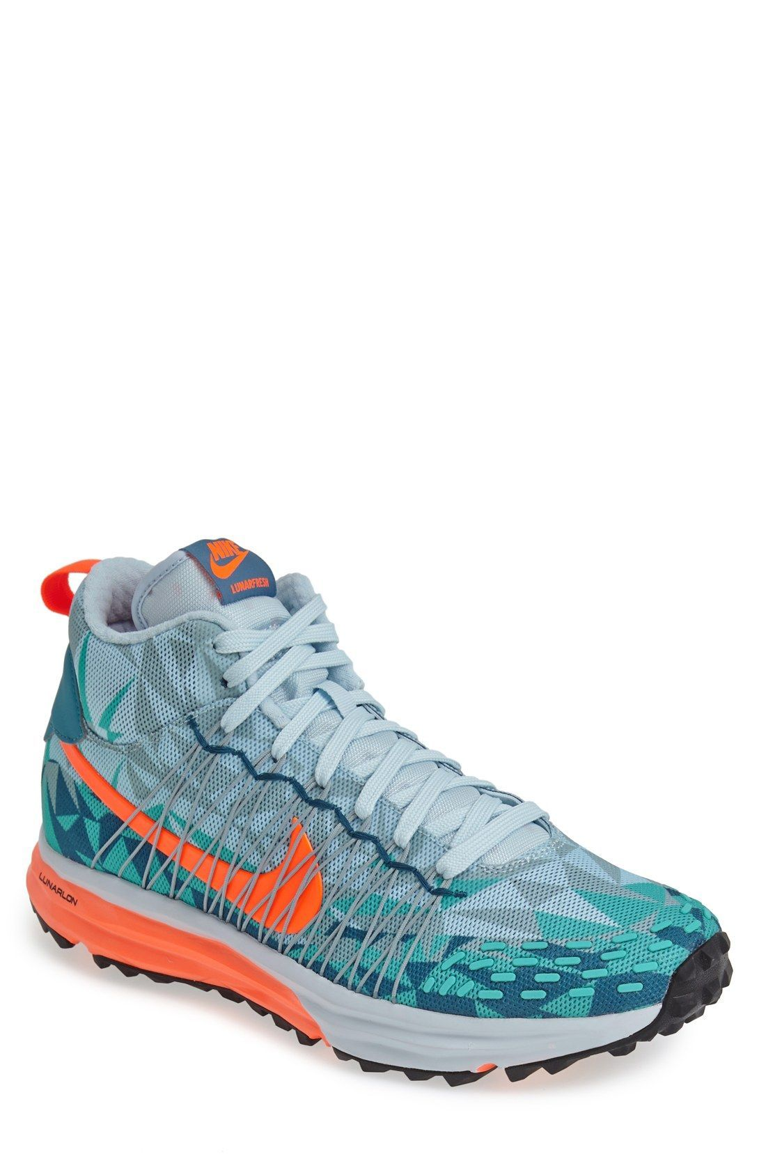 online retailer 843c0 58c80 These Nike  Lunarfresh  water resistant sneakers are the perfect kicks for  fall and winter.