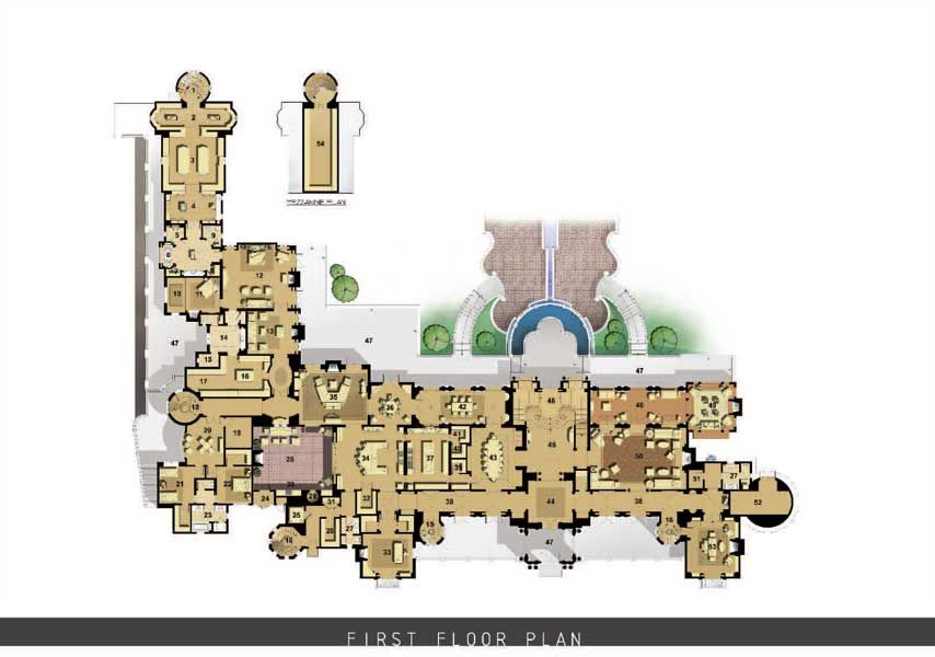Architects Design Gallery Biglin Architectural Group Mansion Floor Plan Luxury House Plans Luxury Homes Dream Houses