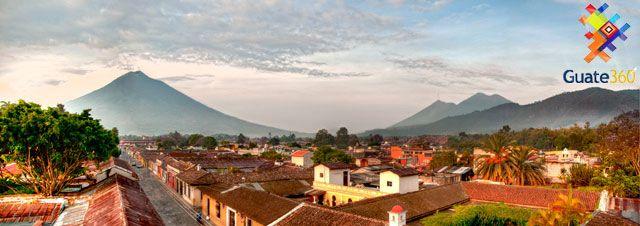 Antigua Guatemala!