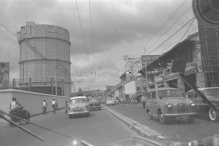 Kallang Gas Work History Of Singapore Singapore Photos Gas Work