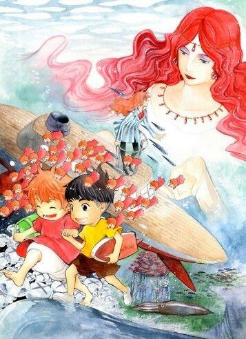 Pin By Min Seo Yunhei On D I S N E Y M A R V E L Studio Ghibli Art Studio Ghibli Ghibli Art