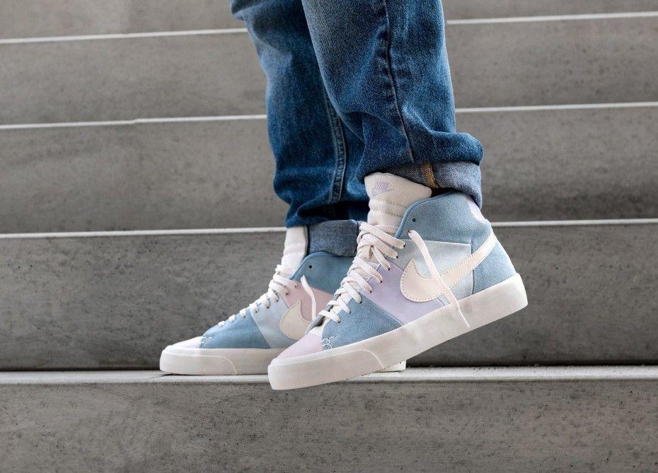 Nike Blazer Royal Easter QS in 2020