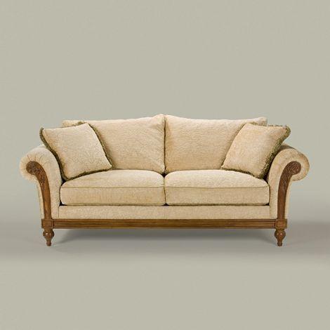 Ethan Allen Pratt Sofa Living Room Sofa Sofa Styling